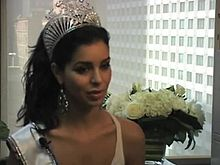 File:Rimah Fakih, The First Muslim Miss USA, is Touted and Criticized by Arab Americans.ogv