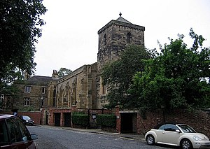 English: St Cuthbert's Roman Catholic Church