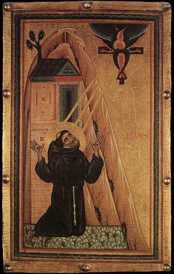 The Stigmatisation of St. Francis