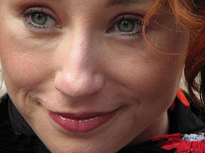 Tori Amos Close-up