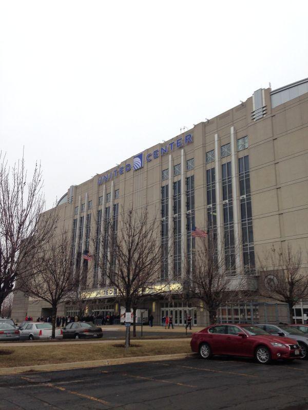 United Center - Wikipedia