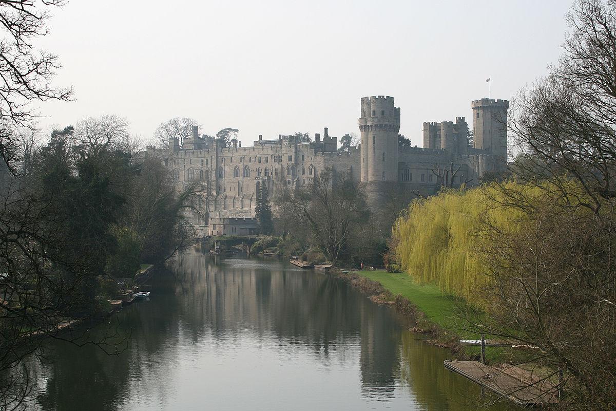 Castelo de Warwick  Wikipdia a enciclopdia livre