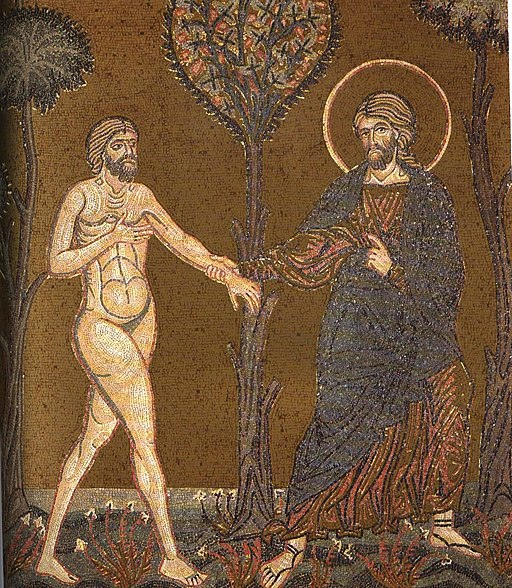 Adam comes to Eden