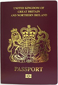 British National Overseas passport  Wikipedia