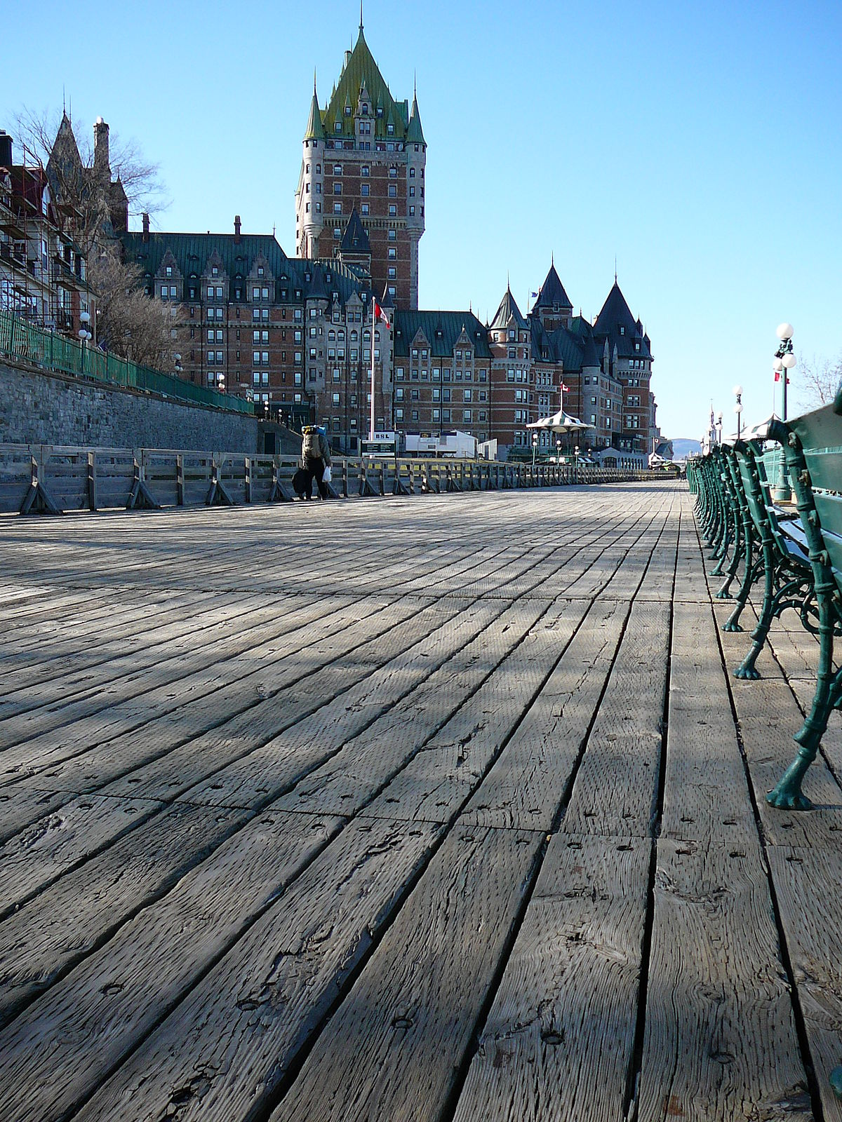 Quebec City  Travel guide at Wikivoyage