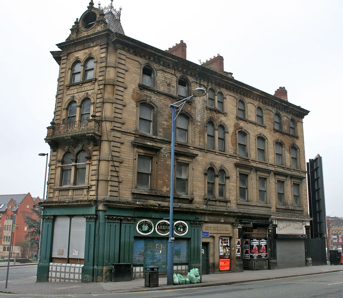 FileCity Buildings Manchesterjpg  Wikimedia Commons