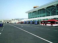 Aeropuertointernacional Indira Ghandi de Delhi.
