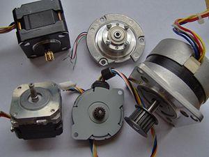 4 Wire Ac Motor Wiring Practical Electronics Stepper Motors Wikibooks Open