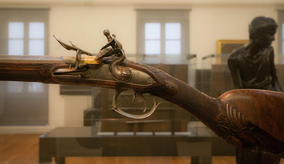 Fusil de chasse  Simple English Wikipedia the free