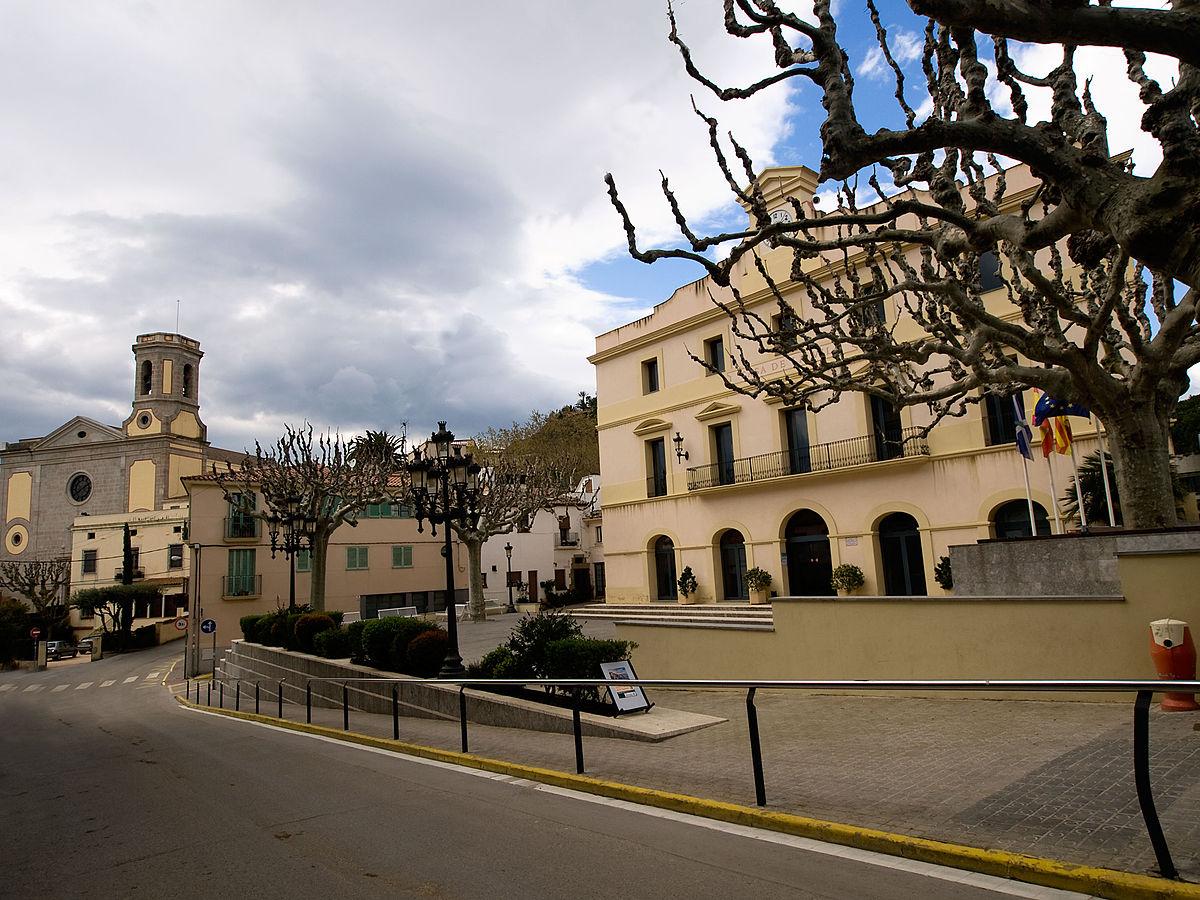Sant Andreu de Llavaneres  Wikipedia