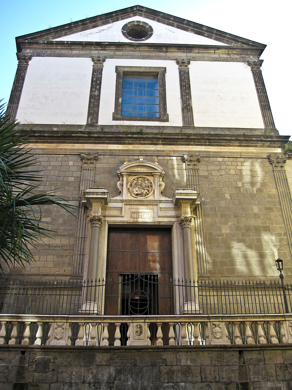 Santa Maria La Nova  Wikipedia
