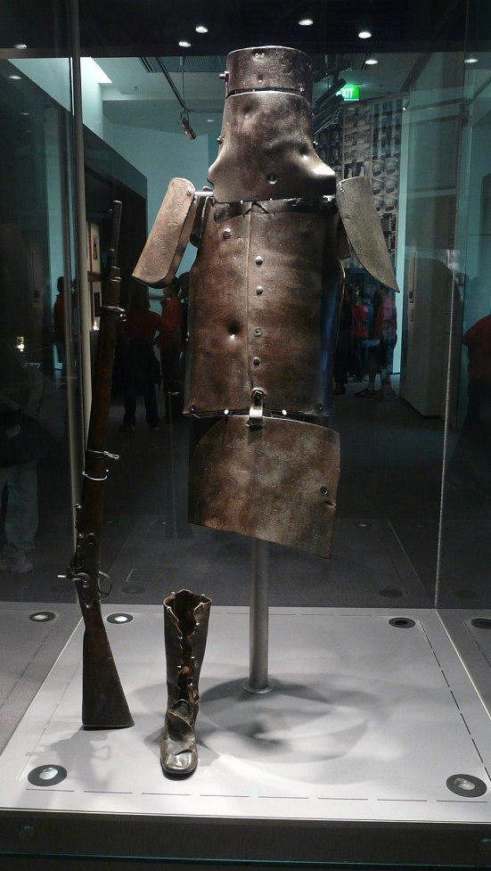 Ned Kelly's Armour - State Library of Victoria