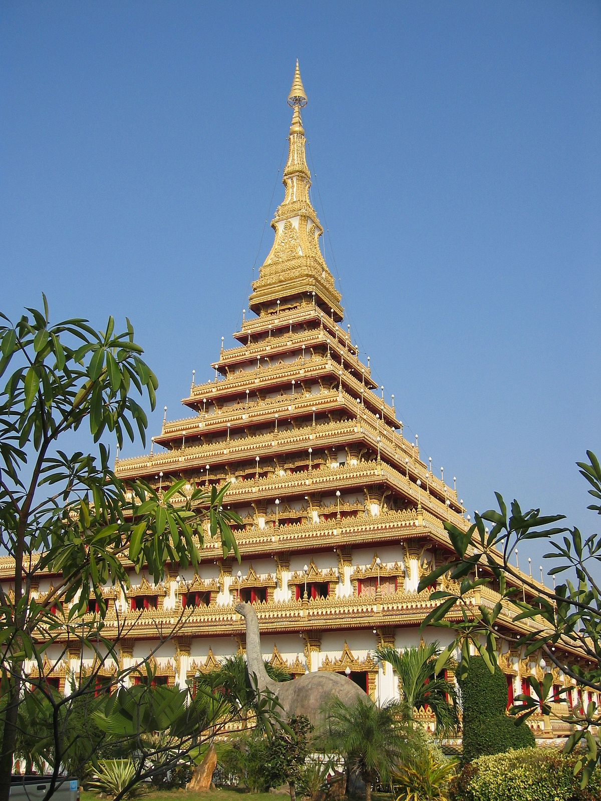Khon Kaen  Reisefhrer auf Wikivoyage