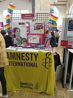 Printemps des assoces 2019 amnesty internationale France