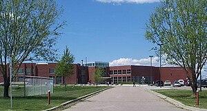 English: Pueblo West High School