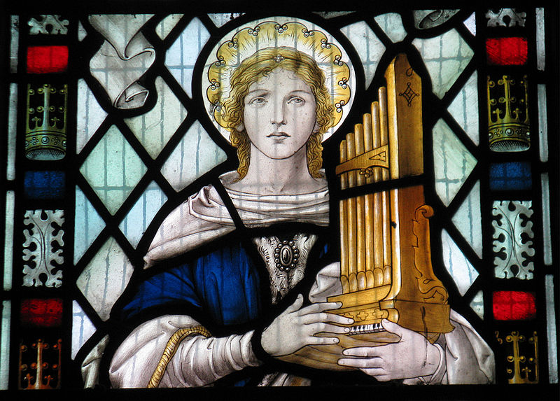 File:Saint Cecilia Wymondley.jpg