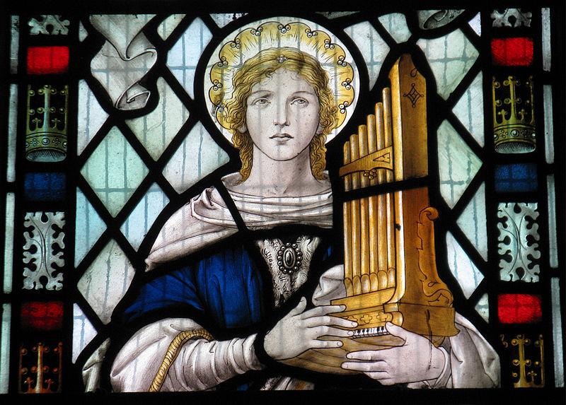File:Saint Cecilia Wymondley.jpg