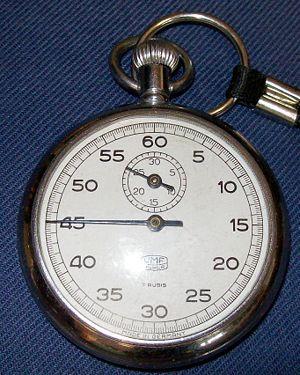 Stoppuhr (Chronometer)