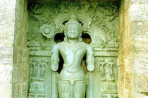 Surya at Konark Temple