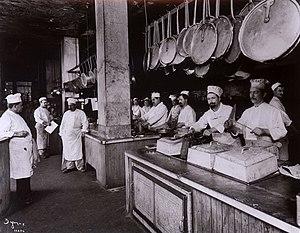 Brigade de cuisine  Wikipedia la enciclopedia libre