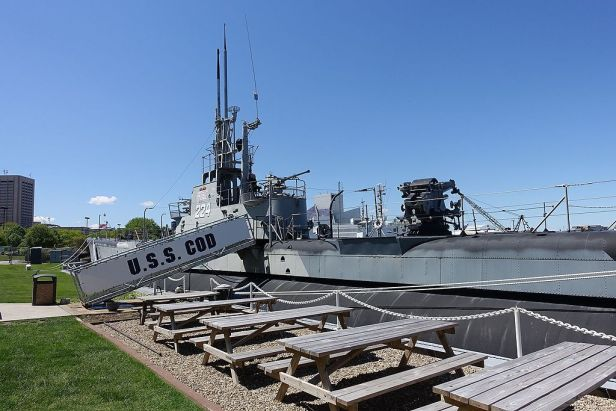 USS COD - Joy of Museums 2