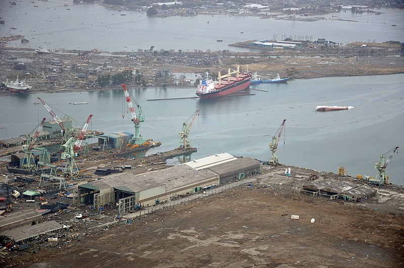 File:US Navy 110320-N-OB360-166 An aerial view of ships washed ashore and overturned at a port near the Japan Air Self-Defense Force Matsushima Air Base.jpg