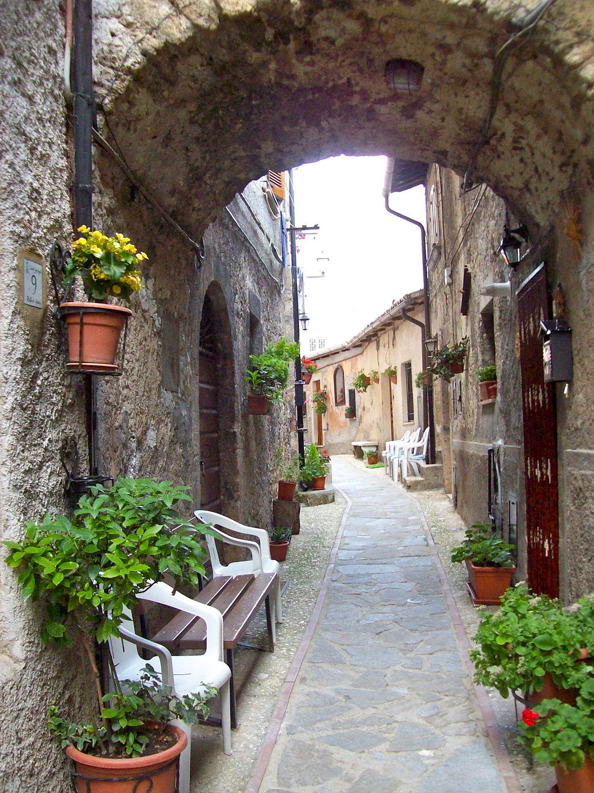 Castel SantAngelo comune  Wikipedia