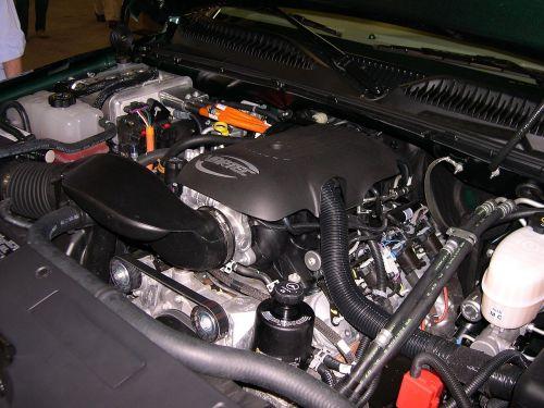 small resolution of file 2006 gmc sierra hybrid engine jpg