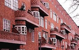 Woningen Vrijheidslaan Amsterdam