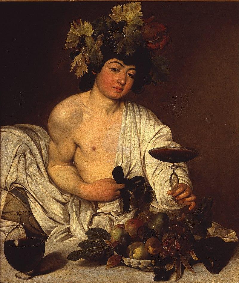 Caravaggio - Bacco adolescente - Google Art Project.jpg