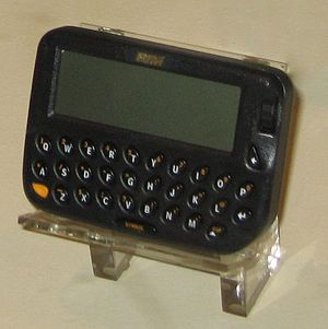 Original Blackberry.