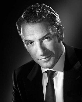 English: Jean Dujardin photographed by Studio ...