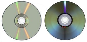 DVD two kinds