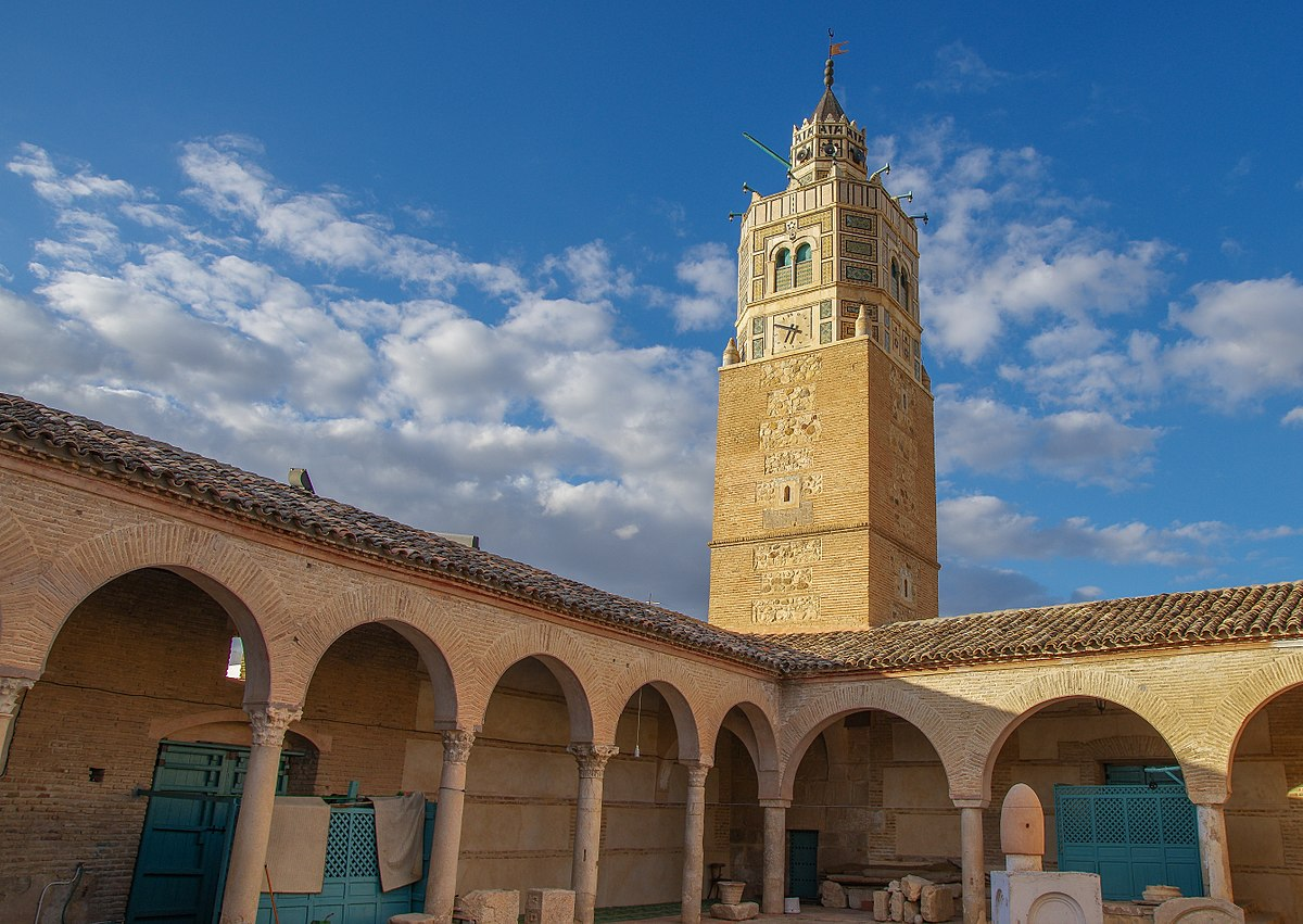 Great Mosque of Testour  Wikipedia
