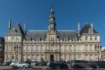 Hotel De Ville Reims