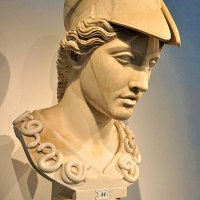 Head of Athena in the Velletri Type