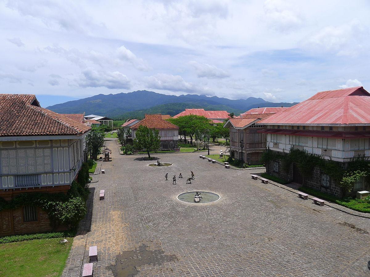 Las Casas Filipinas de Acuzar  Wikipedia