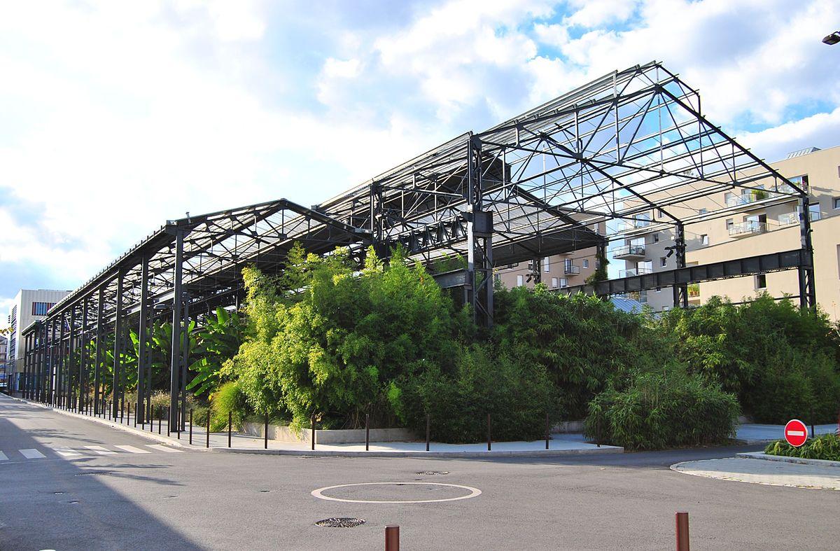 Jardin des Fonderies  Wikipdia