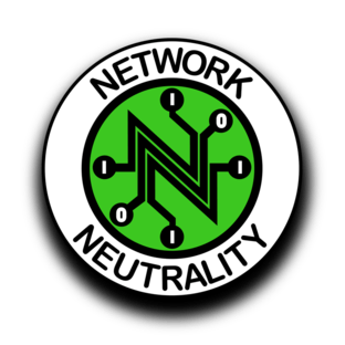 Network neutrality symbol