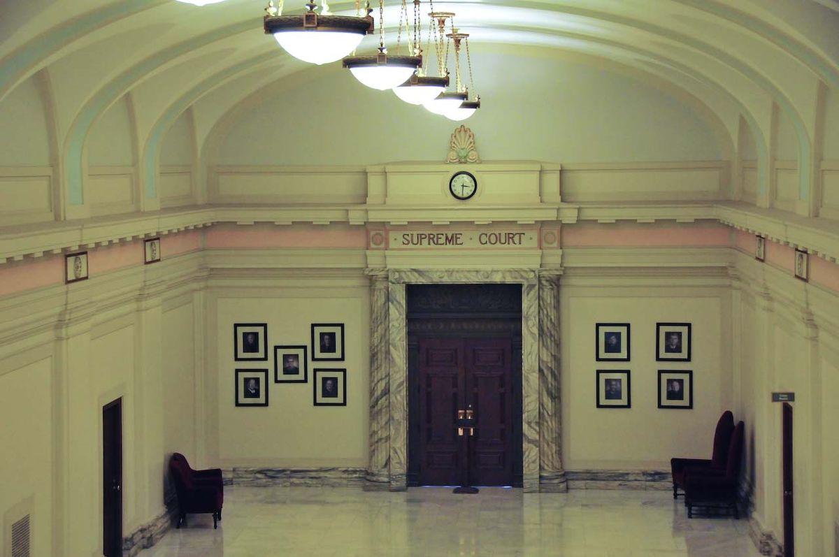 Oklahoma Supreme Court  Wikipedia