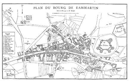 Route des Petits-Ponts — Wikipédia