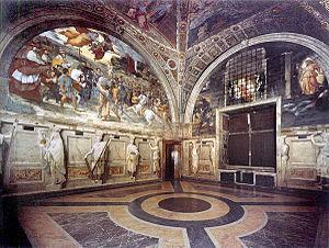 Stanza Di Eliodoro Wikipedia