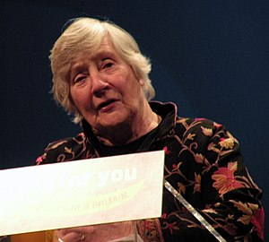 English: Shirley Williams, Baroness Williams o...