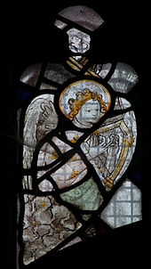 Medieval stained glass  Wikipedia