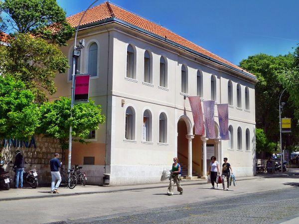 Art Museum in Split Croatia