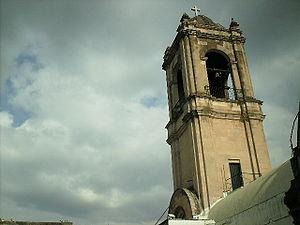 Torre de la Iglesia del Espíritu Santo