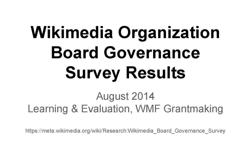 File:Wikimedia organization board governance survey 2014