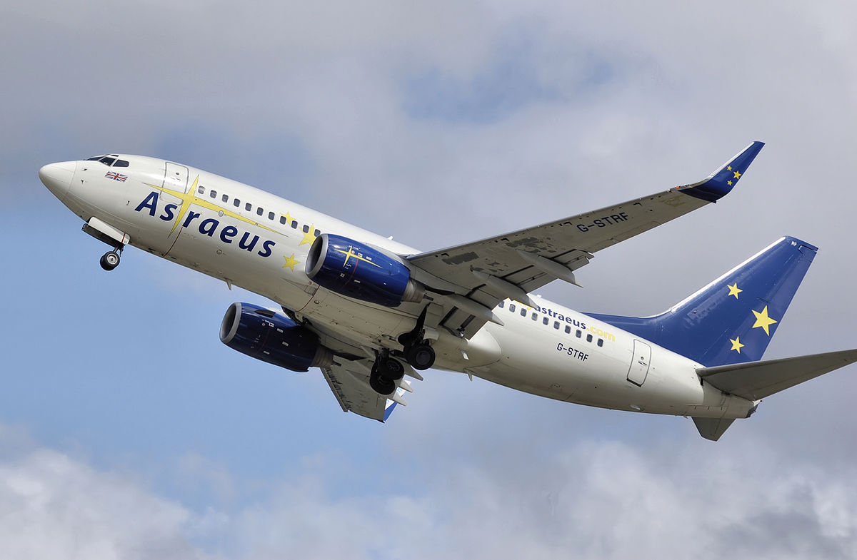 Astraeus Airlines  Wikipedia