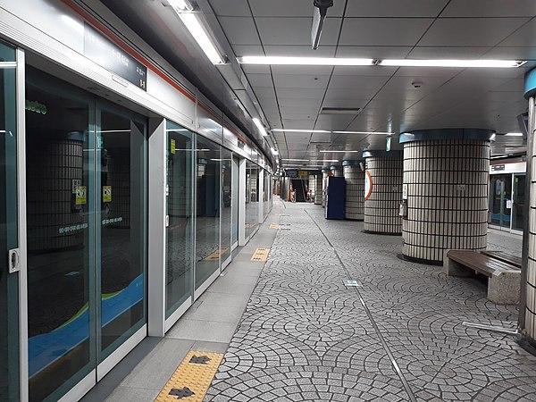 大峙站 (釜山) - Wikiwand