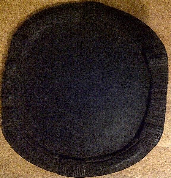 Early 20th century Yoruba divination board.